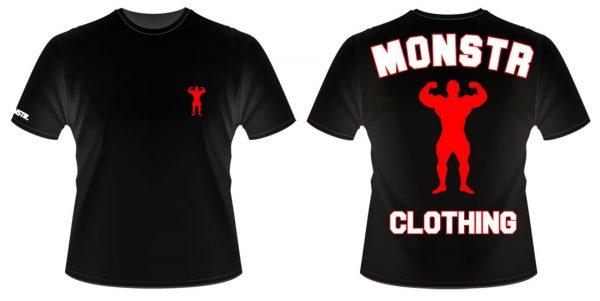 Monstr MUSCLE CLUB