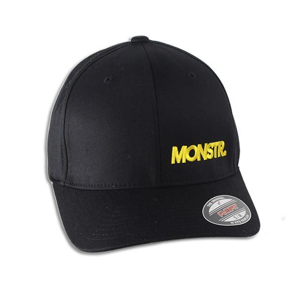 Flexfit Little Monstr Cap (Black/Yellow)