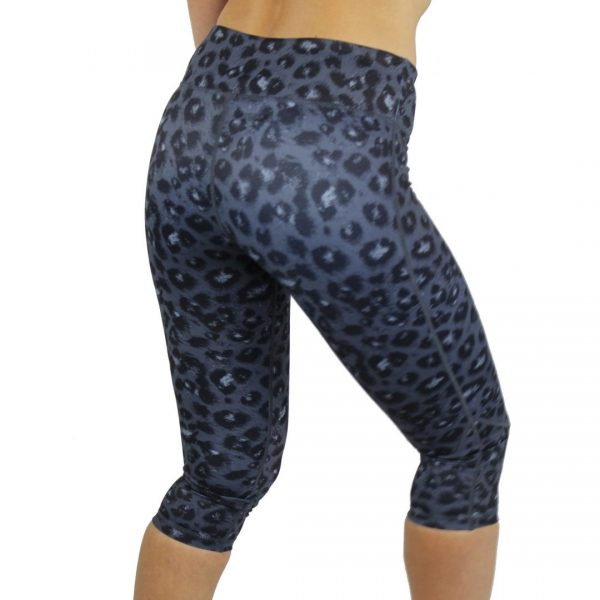 Miss Monstr – Buy capris online Tights Low Waist (Leopard)