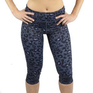 Miss Monstr – Buy capris online Tights Low Waist (Leopard)