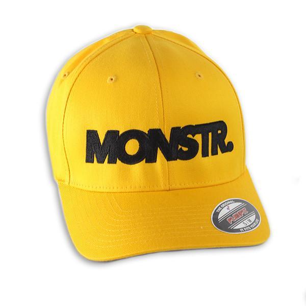Flexfit Big Monstr Cap (Gold/Black)