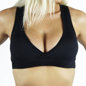 Miss Monstr - LC Bra (Black)