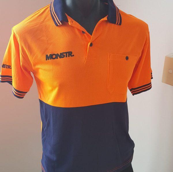 Monstr HiVis Orange