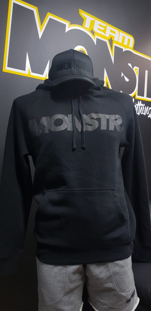Monstr Hoody (Black/Black)