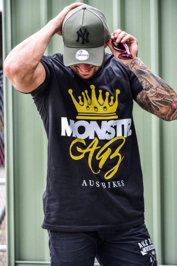 Monstr X Ausbikes