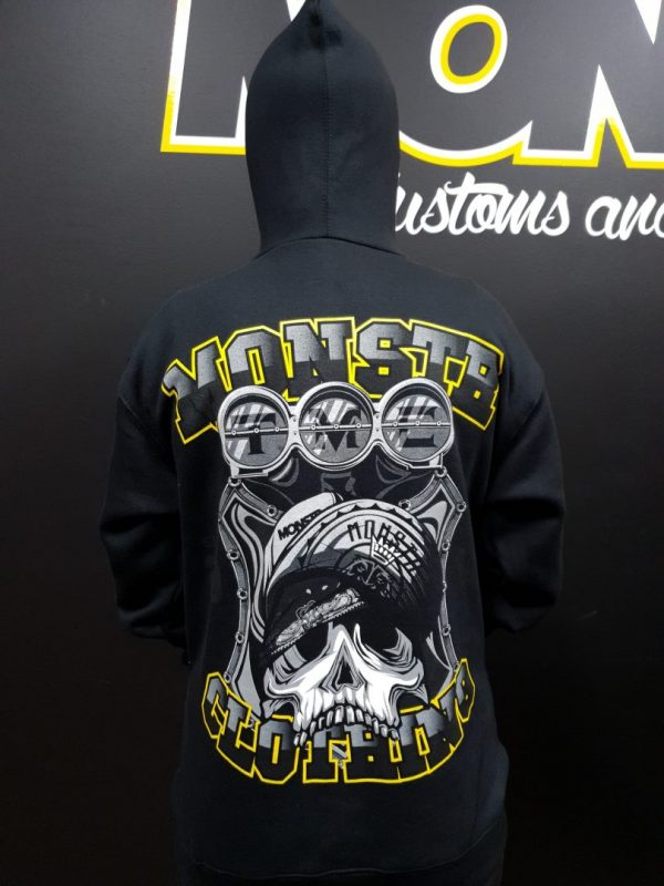 Monstr OUTLAW Hoody (Black)