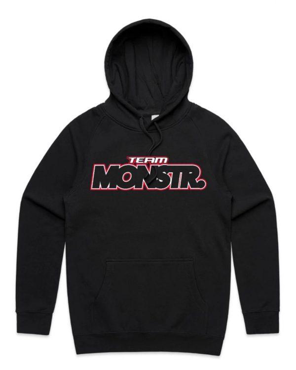 Team Monstr VL Hoody (Black)