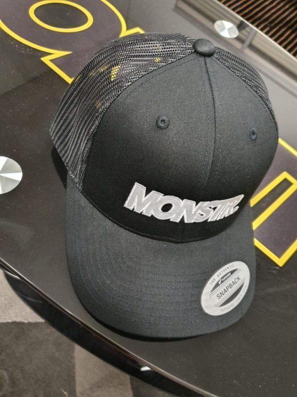 Snapback Trucker Cap - Big Monstr