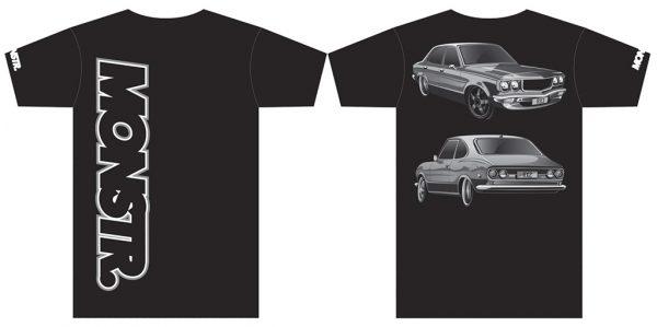 Monstr Vertical - Mazdas