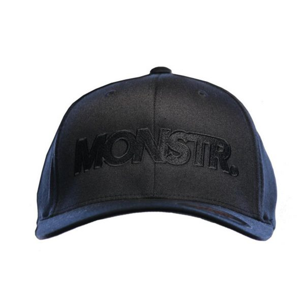 Flexfit Big Monstr Cap (Black/Black)