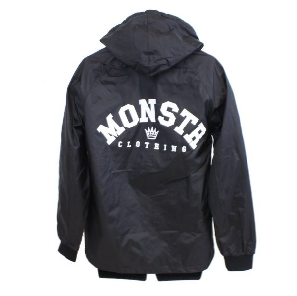 Monstr BRIDGE Spray Jacket (Black)