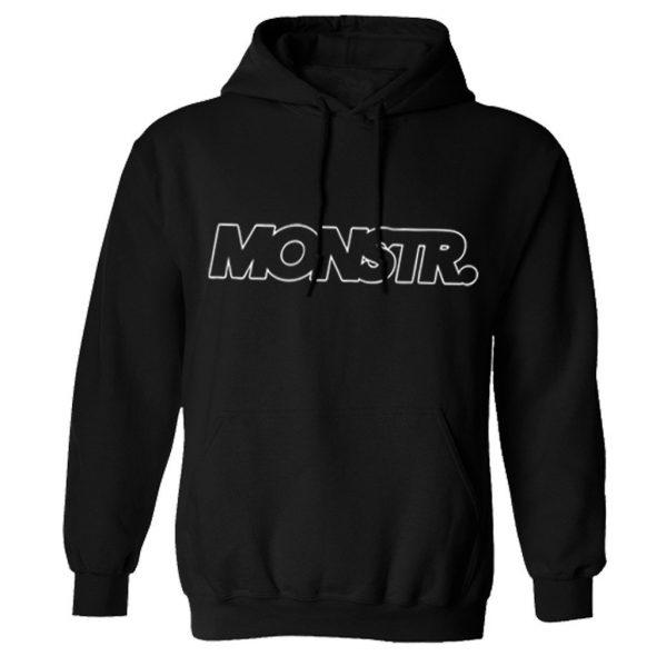 Monstr Core Outline Hoody (Black)