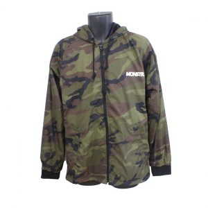 Monstr BRIDGE Camo Spray Jacket