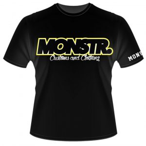Monstr CUSTOMS and CLOTHING