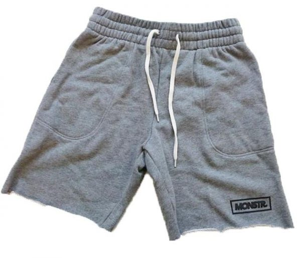 Monstr Shorts (Grey)