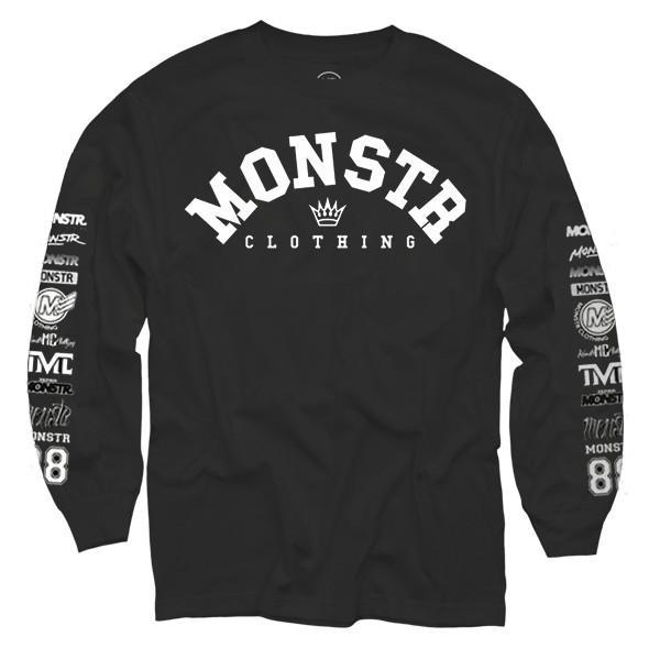 Monstr History Long Sleeve Shirt