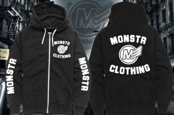 Monstr Club Hoody