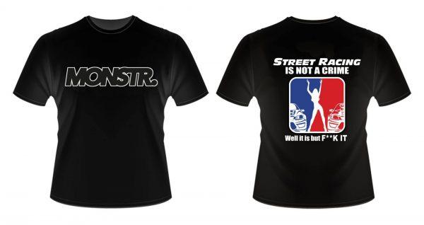 Street Racing (grey)