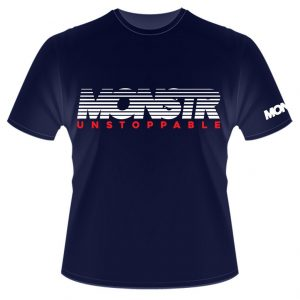 Monstr Unstoppable singlet