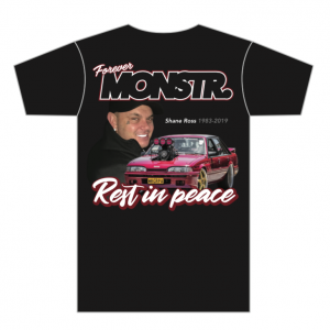 Forever Monstr - Rest in Peace Rossy