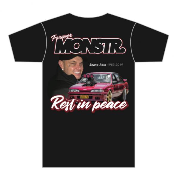 Forever Monstr - Rest in Peace Rossy
