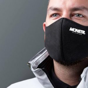 Monstr Clothing face mask