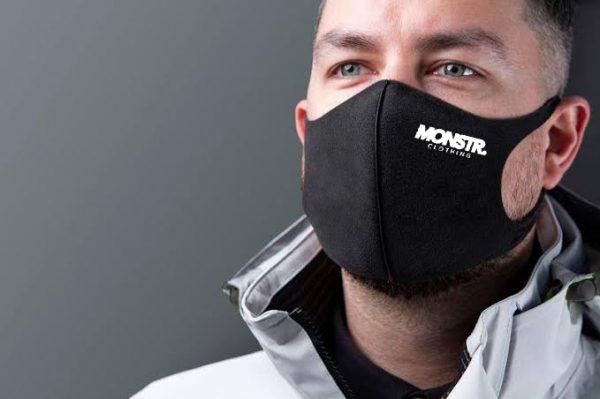 Monstr Clothing face mask